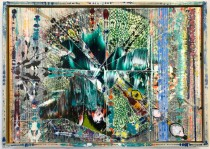 """Susan Chrysler White""""Indian Notebook #25"""""""