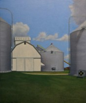 Luminous Iowa: Recent Oil Paintings