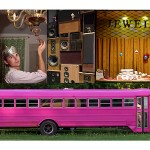 The Pink Bus